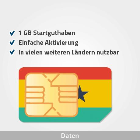 ghana prepaid sim karte