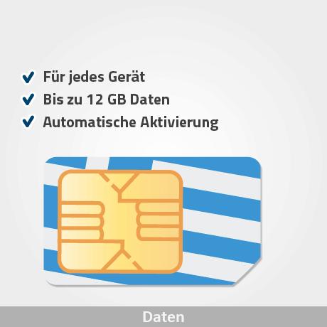 griechenland prepaid sim karte