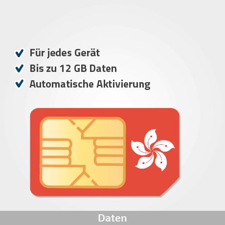 hongkong prepaid sim karte
