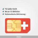 schweiz prepaid sim karte
