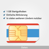 thailand prepaid sim karte