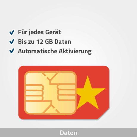 vietnam prepaid sim karte